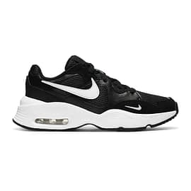 Nike Air Max Fusion Zwart-wit CJ3824-002 side main