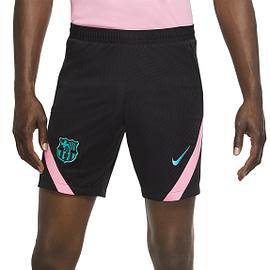 Nike FC Barcelona Voetbalshort Zwart CK9613-010 model front main