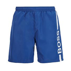 Hugo Boss Dolphin Zwembroek Blauw 50437375-423 front main