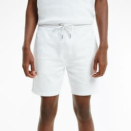 Calvin Klein Logo Short Wit J30J317377-YAF model