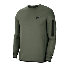 Nike Tech Fleece Trui Groen CU4505-380 front main