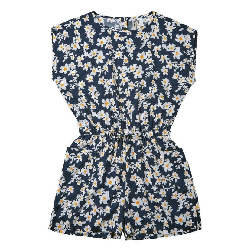 O'Neill Print Playsuit Blue Yellow 1A8986-5920 main