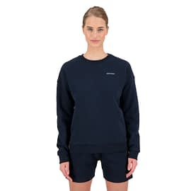 Airforce Sweater Dames Dark Navy model front main
