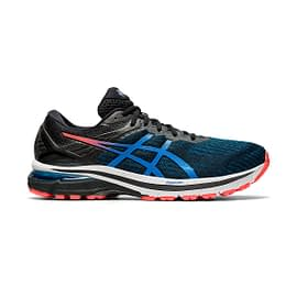 Asics Men's GT-2000 9 Zwart-Blauw 1011A983-003 side main
