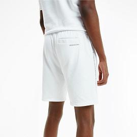 Calvin Klein Logo Short Wit J30J317377-YAF back