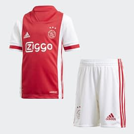 Adidas Ajax Thuis Tenue Mini Set FI4802 main kit