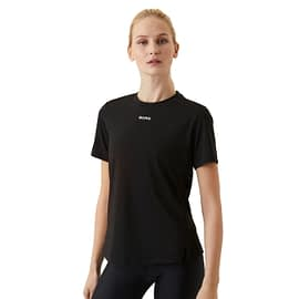 Bjorn Borg Regular Tee Zwart 9999-1588 90651 model front