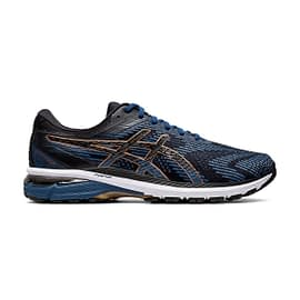 Asics Men's GT-2000 8 Blauw-Zwart 1011A690-400 side main