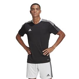 Adidas Tiro 21 Voetbalshirt Zwart GM7586 model front