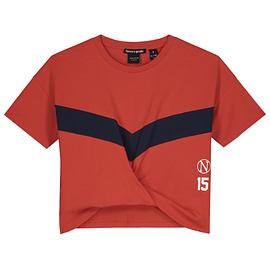 Nik&Nik Ada Sport T-Shirt Rood front main