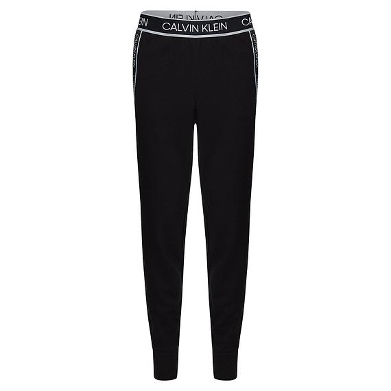 Calvin Klein Knit Pants Zwart Dames 00GWS1P602-007 main