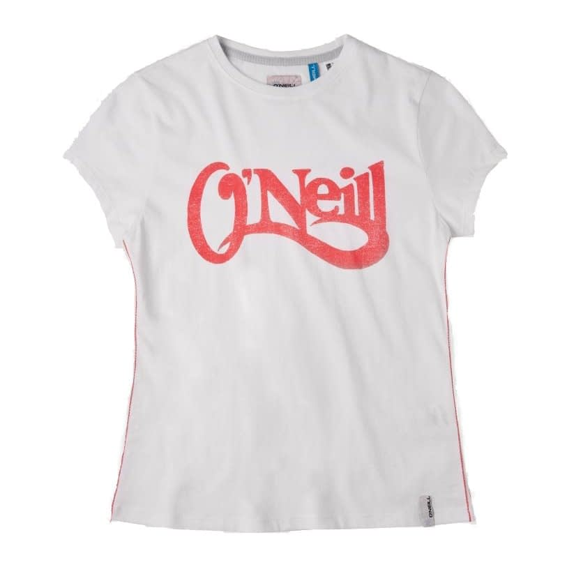O'Neill Waves Shortsleeve T-Shirt Wit 1A7392_1010 main