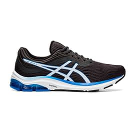 Asics GEL-Pulse 11 Men Zwart-Blauw 1011A550-021 side main