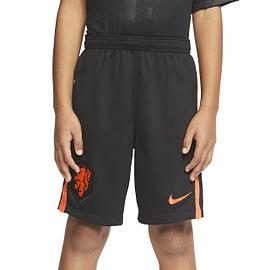 Nike Nederlands Elftal Junior Uitshort Zwart CQ2370-010 main
