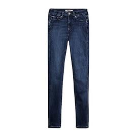 Tommy Jeans Sylvia Super Skinny spijkerbroek DW0DW09008 front main