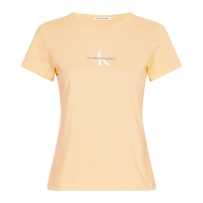 Calvin Klein Classic Slim T-Shirt Oranje J20J216577-SFX main