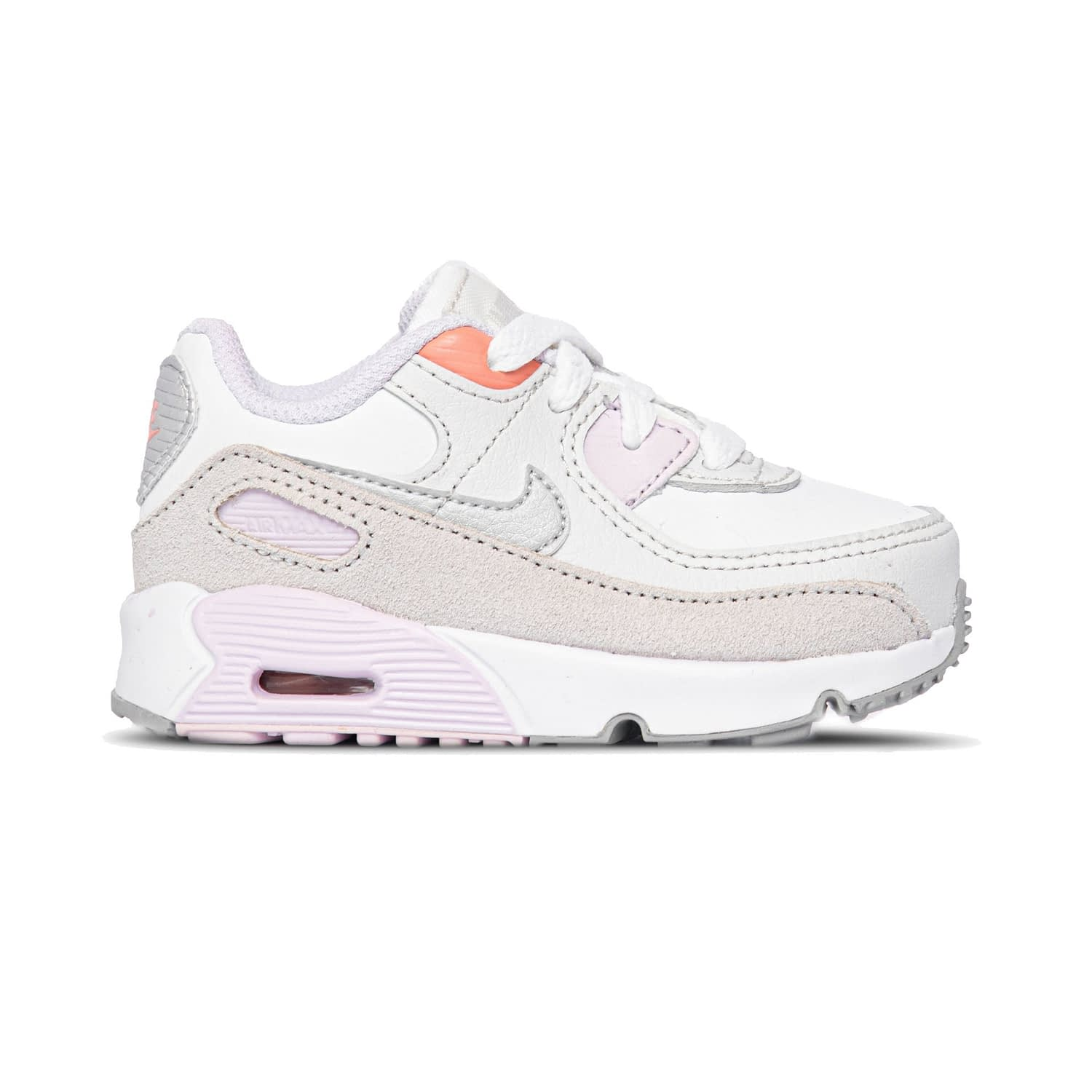 Nike Air Max 90 Kids Wit-Platinum CD6868-111 side