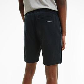 Calvin Klein Logo Short Zwart J30J317377-BEH back