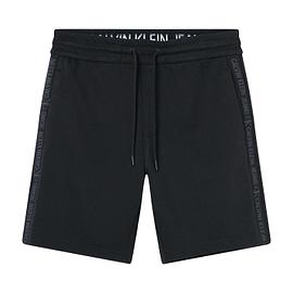 Calvin Klein Logo Short Zwart J30J317377-BEH main