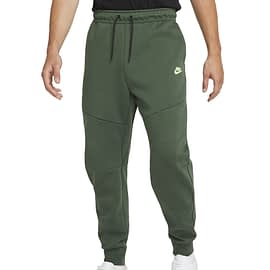 Nike Tech Fleece Broek Groen CU4495-337 model front main