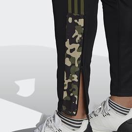 Adidas Tiro Trainingsbroek Zwart-Camo GU8188 close-up