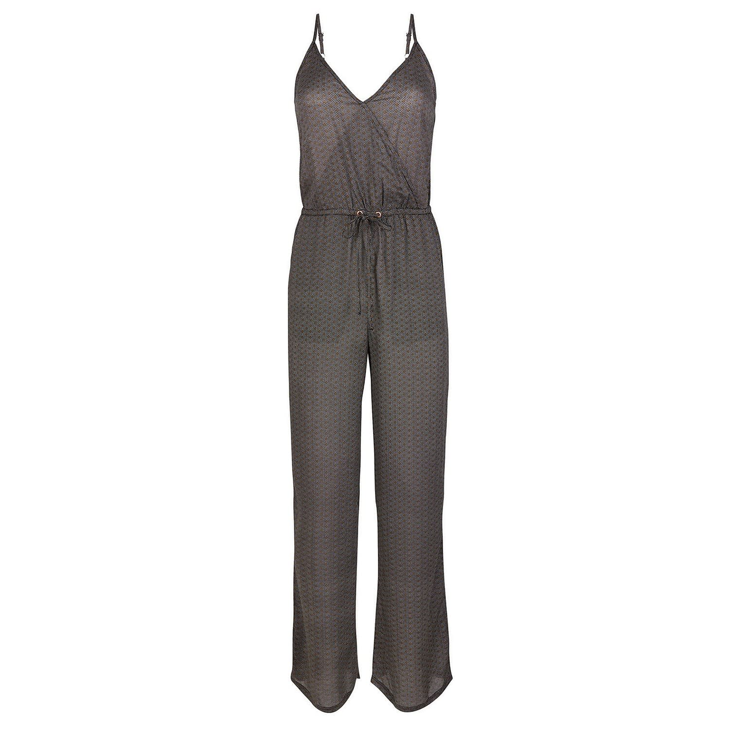 O'Neill Mix And Match Jumpsuit Zwart-Geel 1A8910-9925 main