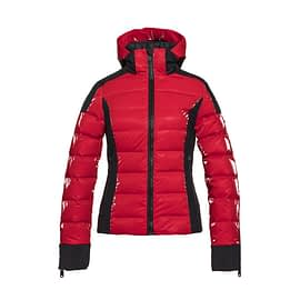 Goldbergh Strong Jacket Rood main front