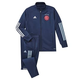 Adidas Ajax Trainingspak Kids Set FI5190 front main full kit