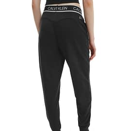 Calvin Klein Knit Pants Zwart Dames 00GWS1P602-007 back