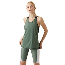 Bjorn Borg Loose Top Groen 2111-1182 81461 model front main