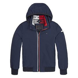 Tommy Hilfiger Essential Jacket Blauw KB0KB06268-C87 front main