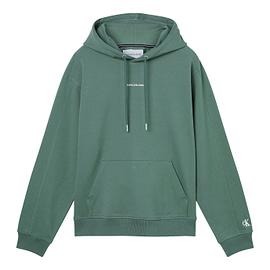 Calvin Klein Micro Branding Hoodie Groen J30J317388-LDT main