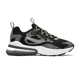 Nike Air Max 270 React SE Zwart-Smoke cn8282-001 side main