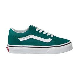 Vans UY Old Skool Quetzal Green side main