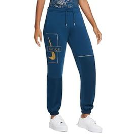 Nike Sportswear Icon Broek Blauw DC0654-460 front main