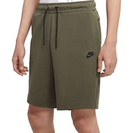 Nike Tech Fleece Short Groen CU4503-380 front main