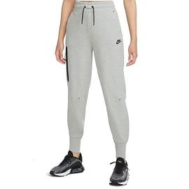 Nike Tech Fleece Broek Dames Grijs CW4292-063 front main