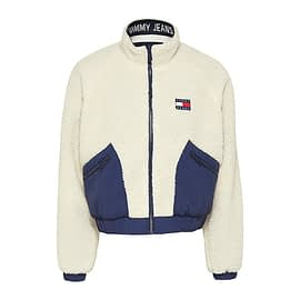 Tommy Reversible Sherpa Jacket DW0DW08847-c87 front main