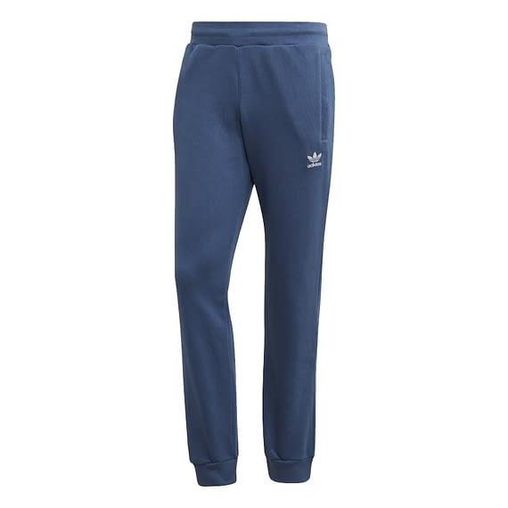 Adidas Trefoil Essentials Broek FM3787 Blauw front main