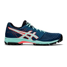 Asics Field Ultimate FF Dames Blauw 1112A018-400 side main