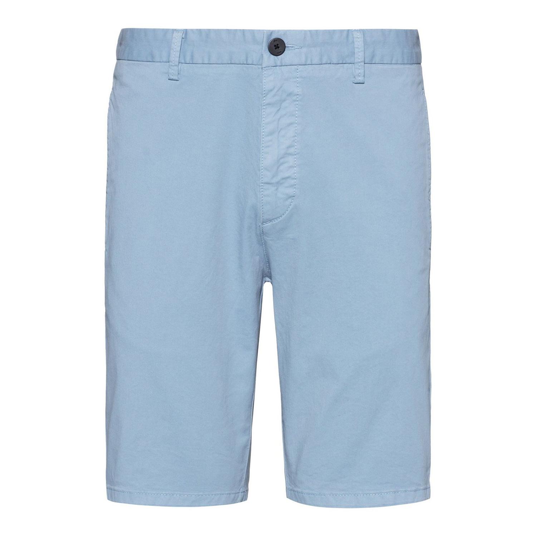 Hugo Boss David212SD Shorts Lichtblauw front main