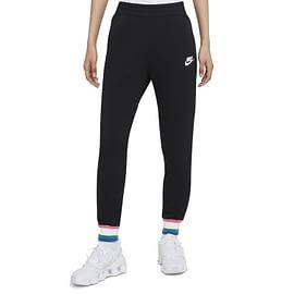 Nike Sportswear Heritage Joggingbroek Zwart CU5909-010 front main