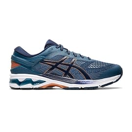 Asics Gel Kayano 26 Shark Blauw 1011A541-401 side main