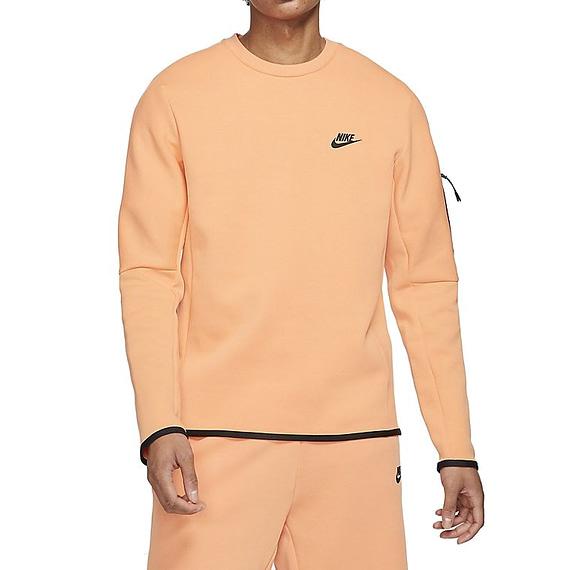 Nike Tech Fleece Sweater Oranje CU4505-835 main