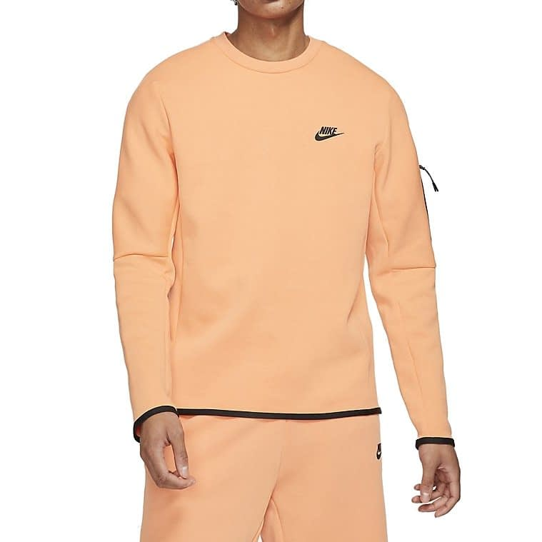 Nike Tech Fleece Sweater Oranje CU4505-835 main
