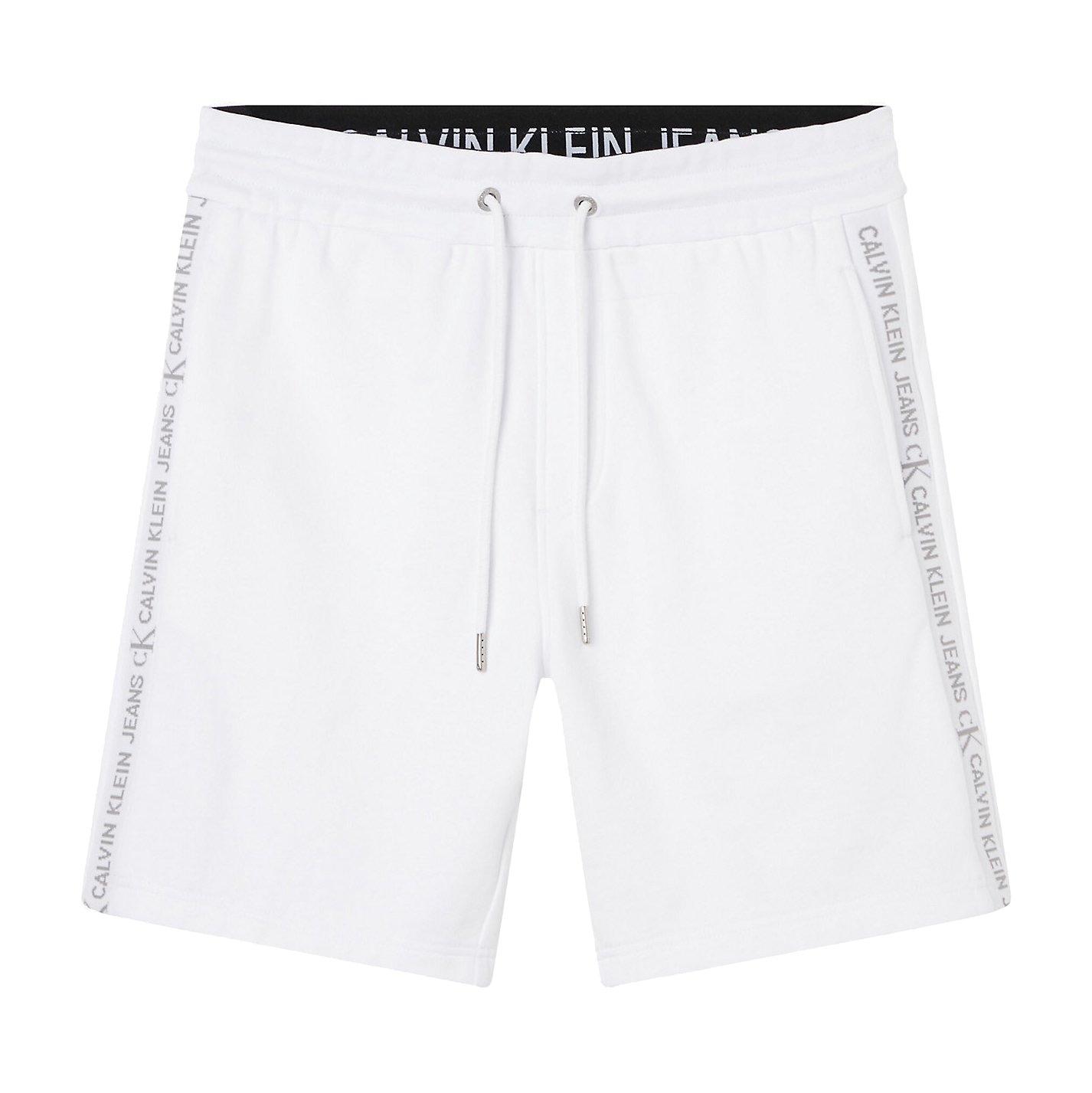 Calvin Klein Logo Short Wit J30J317377-YAF main