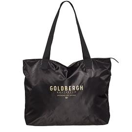 Goldbergh Kopal Shopper Zwart front main