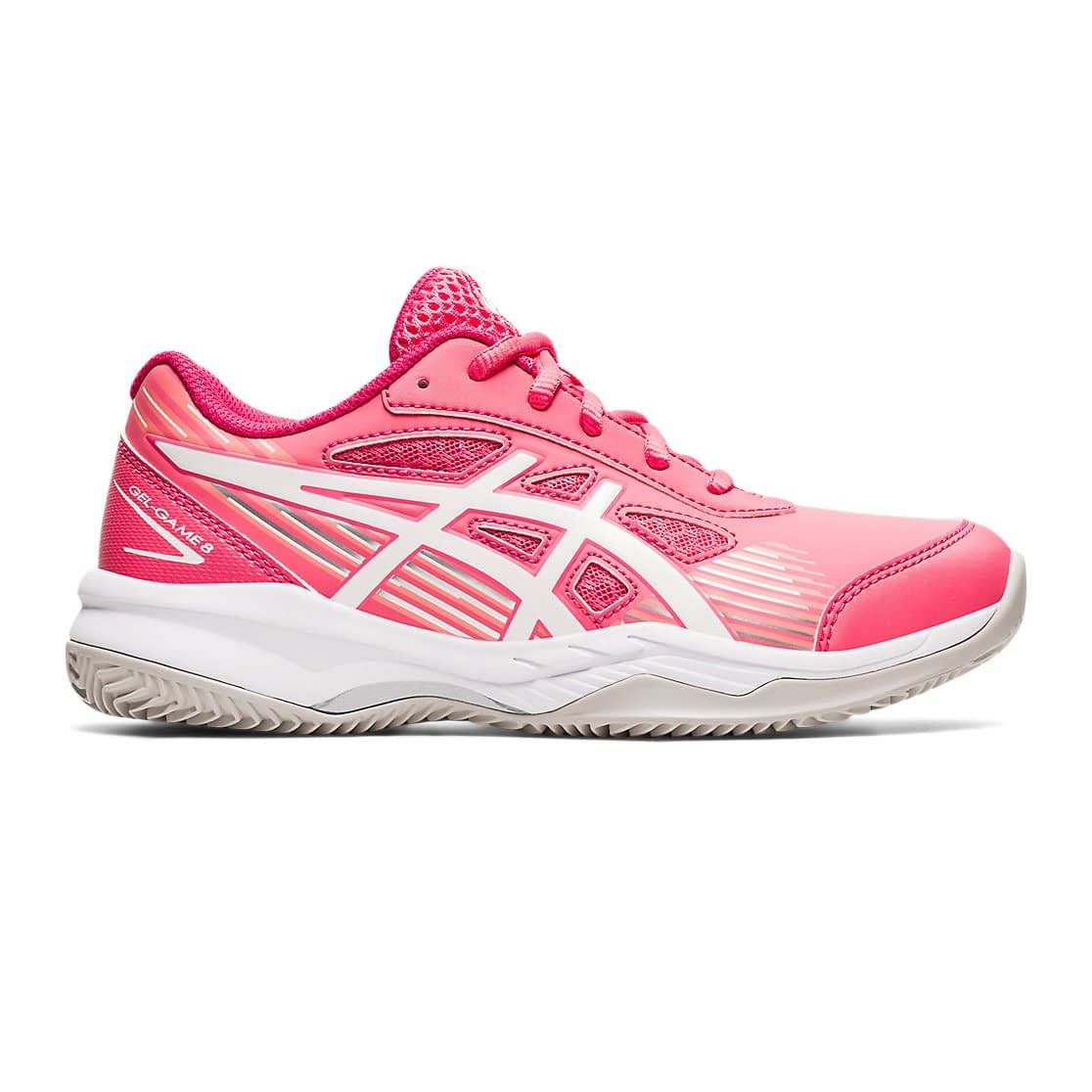 Asics Gel-Game 8 Roze 1044A024-700 side main