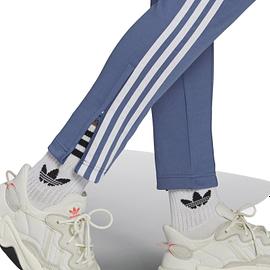 Adidas SST Trainingsbroek Lichtblauw close-up