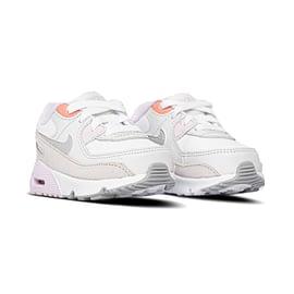 Nike Air Max 90 Kids Wit-Platinum CD6868-111 pair